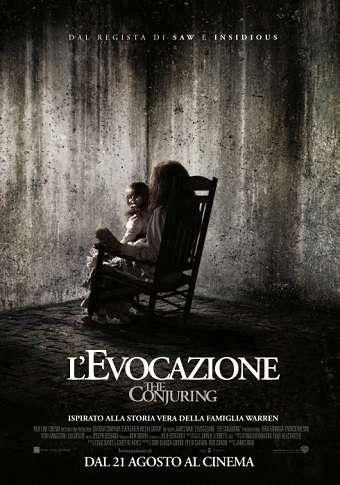 L'evocazione - The Conjuring (2013) DVD5 Custom - ITA