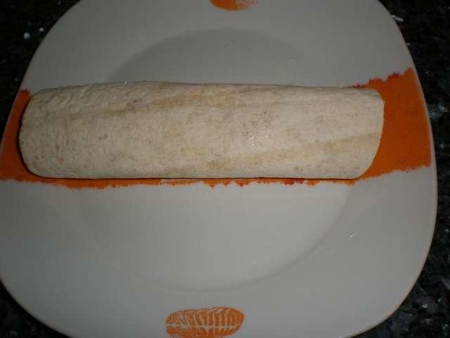 iivq - Fajitas de pollo y verdura