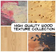 HQ Wood Textures