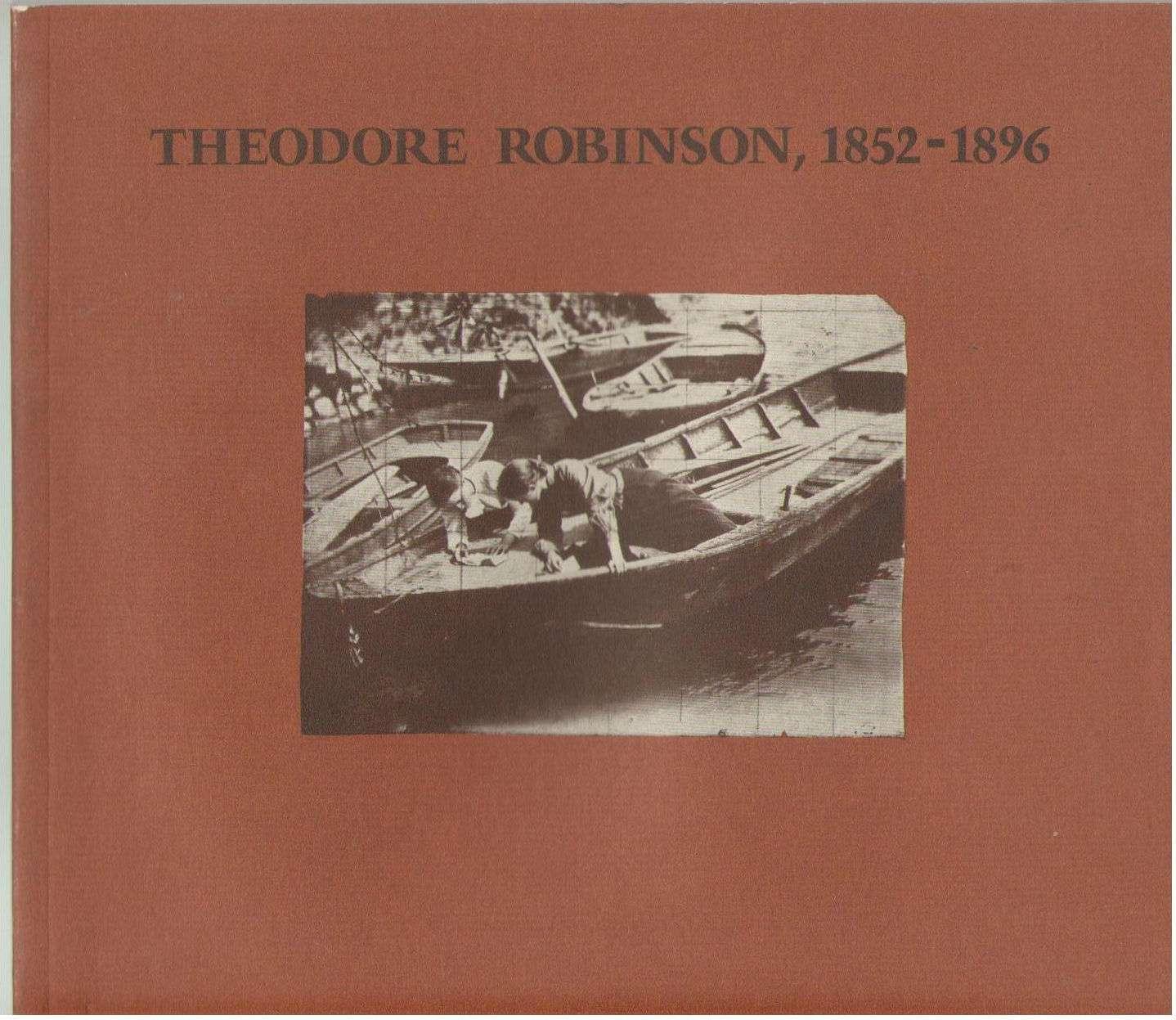 Theodore Robinson 1852-1896, Johnston, Sona