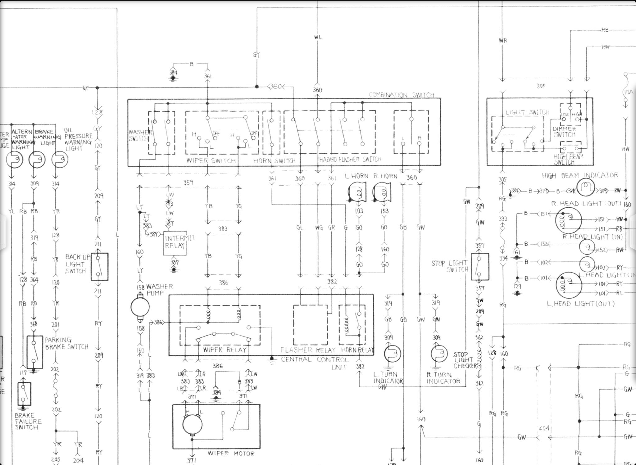 Mazda Rx4 Wiring Diagram Rx3 Register And Records Page 136 Ausrotary Vactor Diagrams