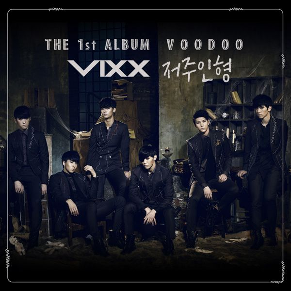 [Album] VIXX - VOODO [VOL. 1]