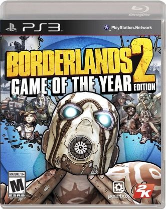 [PS3] Borderlands 2 - Game of the Year Edition - FULL ITA