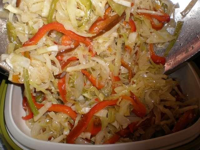 5iyv - Fajitas de pollo y verdura