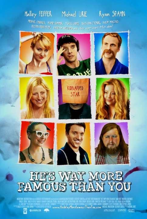 Hes Way More Famous Than You - 2013 DVDRip XviD - Türkçe Altyazılı Tek Link indir