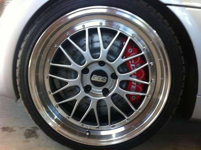 Z3 E36 7 6 Piston 14 Quot Brakes For Sale