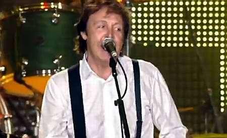 Paul McCartney new video